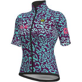 Alé Cycling Klimatik K-Atmo WR Esplosione Short Sleeve Jersey Women fluo pink